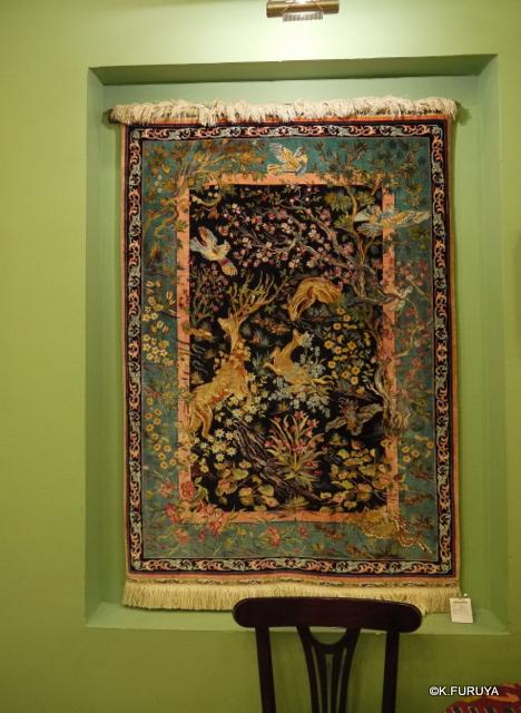 トルコ旅行記 19 カッパドキアの絨毯屋さん_a0092659_054553.jpg