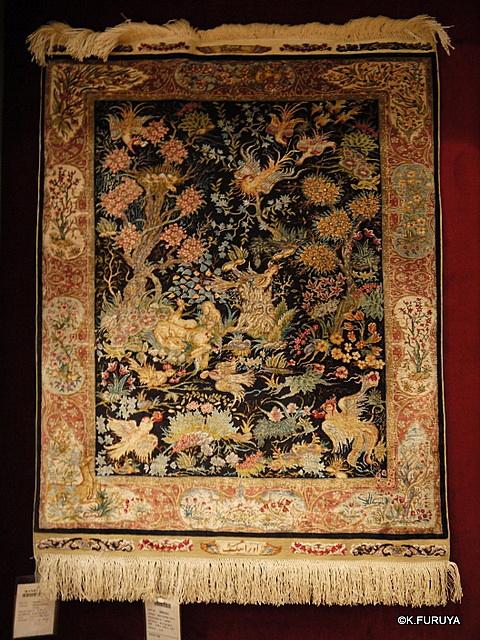 トルコ旅行記 19 カッパドキアの絨毯屋さん_a0092659_183271.jpg