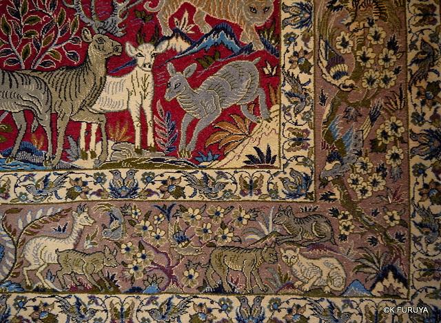 トルコ旅行記 19 カッパドキアの絨毯屋さん_a0092659_19214467.jpg