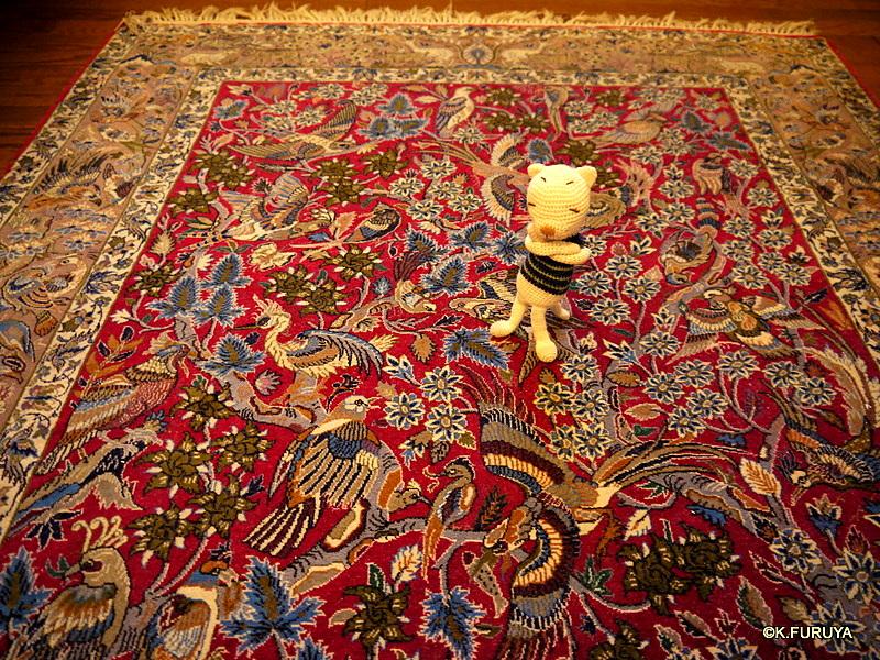 トルコ旅行記 19 カッパドキアの絨毯屋さん_a0092659_19535338.jpg