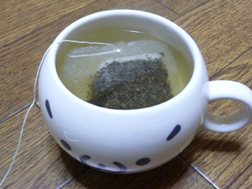 HAWAIIAN ISLANDS TEAのHibiscus Honey Lemon Green Tea_c0152767_22162246.jpg