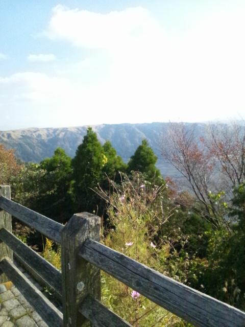 阿蘇神社とetuとtien tienと山ドライブ_c0246783_22414372.jpg