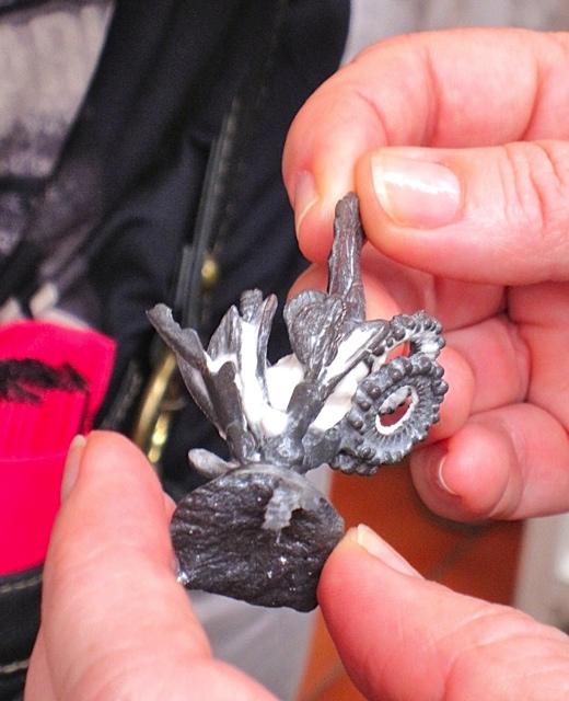 Lost Wax Jewelry製作見学_f0197215_11292388.jpg