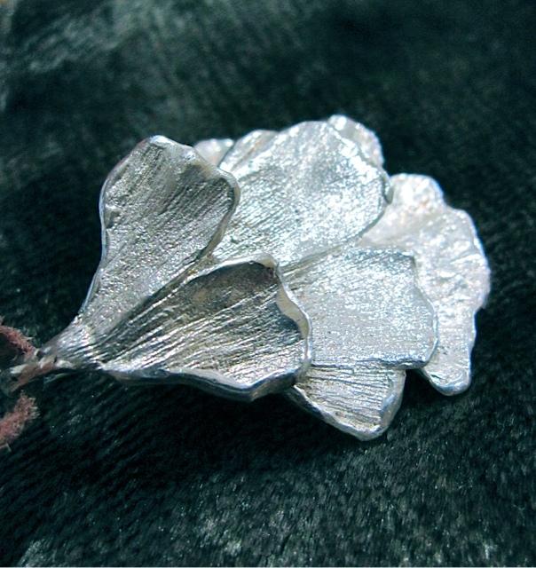 Lost Wax Jewelry製作見学_f0197215_11425548.jpg