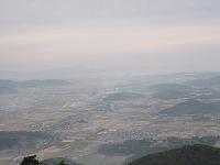 井倉洞と鬼ノ城_e0187233_16224714.jpg