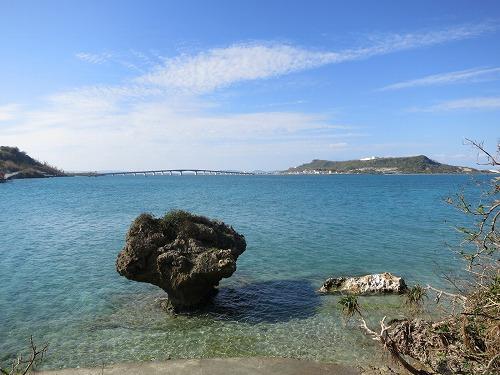 10月 伝説のある浜比嘉島へ_a0055835_14572278.jpg