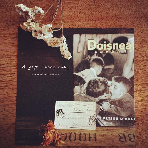 企画展「A gift ― あの人に、この本を。」のお知らせ。_e0060555_14254076.jpg