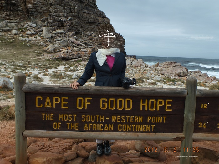 Africa-25 喜望峰 / The Cape of Good Hope_e0140365_20454638.jpg