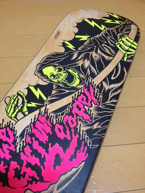 2012年11月13日 Skate Board Death_a0202976_13404994.jpg