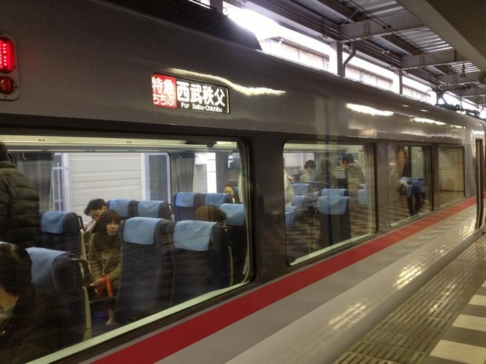2012.11.3-4 長沢背稜 紅葉ハイク day1_b0219778_22392660.jpg