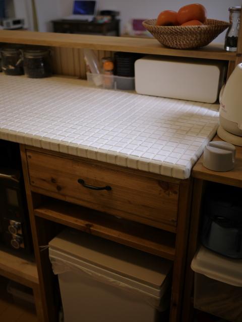 最初の手作り家具「キッチンカウンター」_b0271383_1214566.jpg