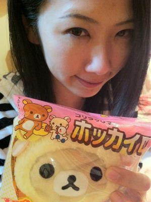 熊に癒される〜☆_d0156990_23442937.jpg