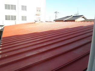 屋根塗装_b0232198_10224450.jpg