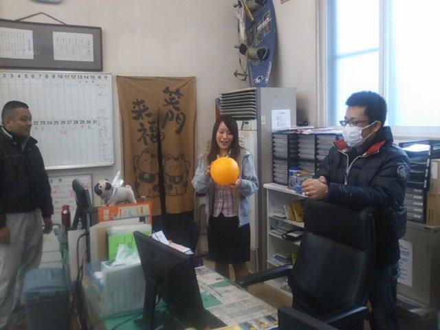 ランクルトミー札幌店(^o^)開店準備中_b0127002_9572152.jpg