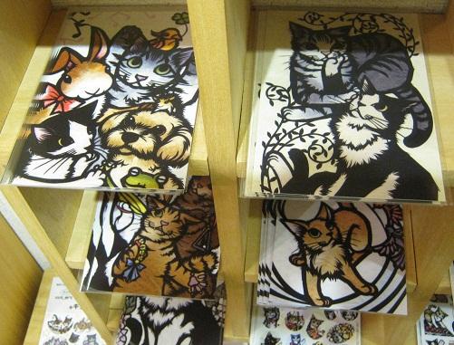 たまごの工房企画 「高円寺裏通り猫展」 その2_e0134502_17242526.jpg