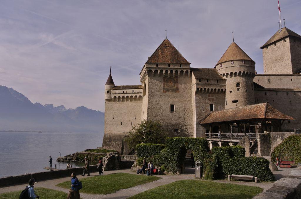 スイス紀行14:レマン湖周辺を_a0148206_164518.jpg