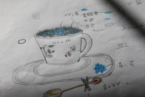 女子高生のみなさんとお花を_e0201009_16405239.jpg