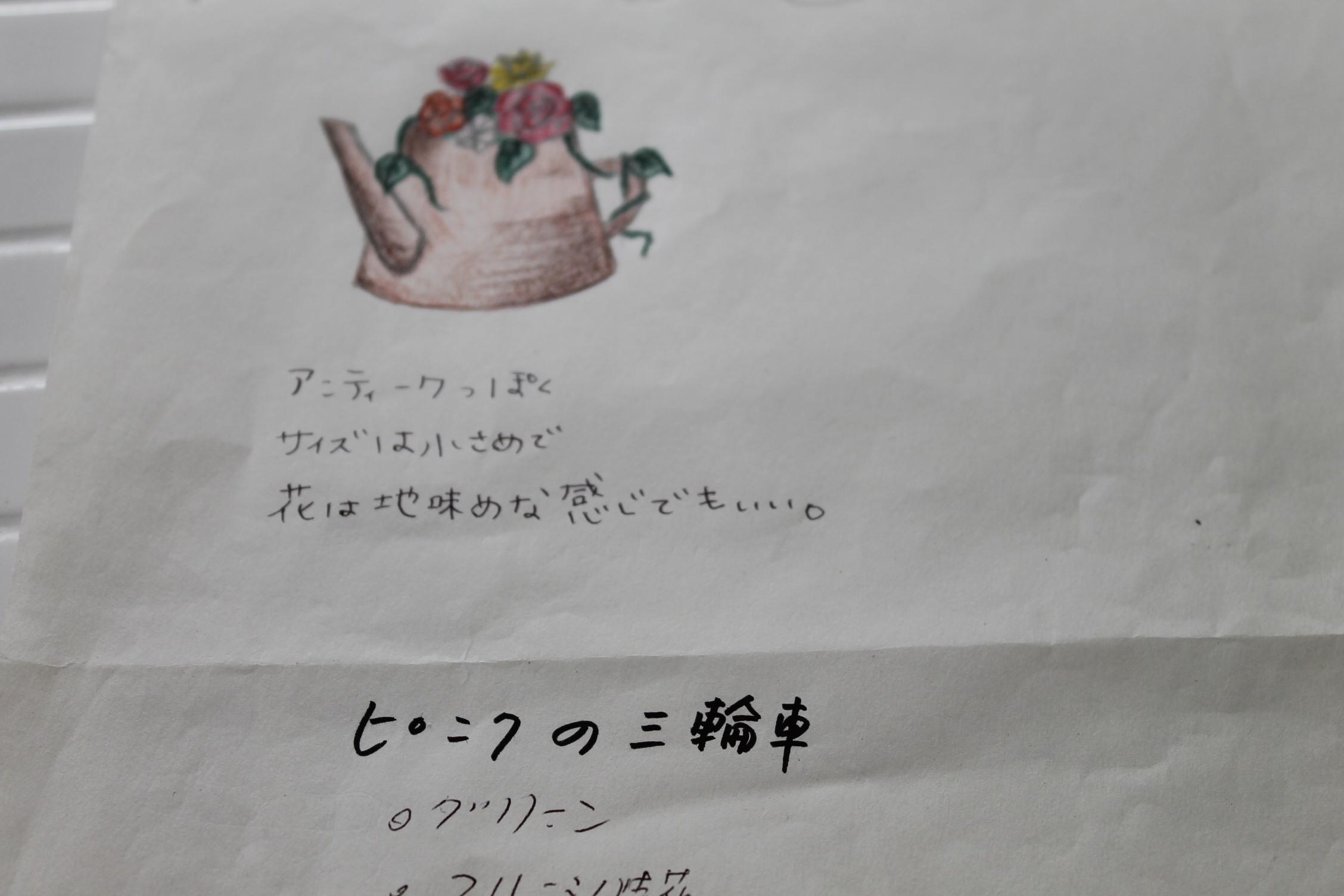 女子高生のみなさんとお花を_e0201009_1647577.jpg