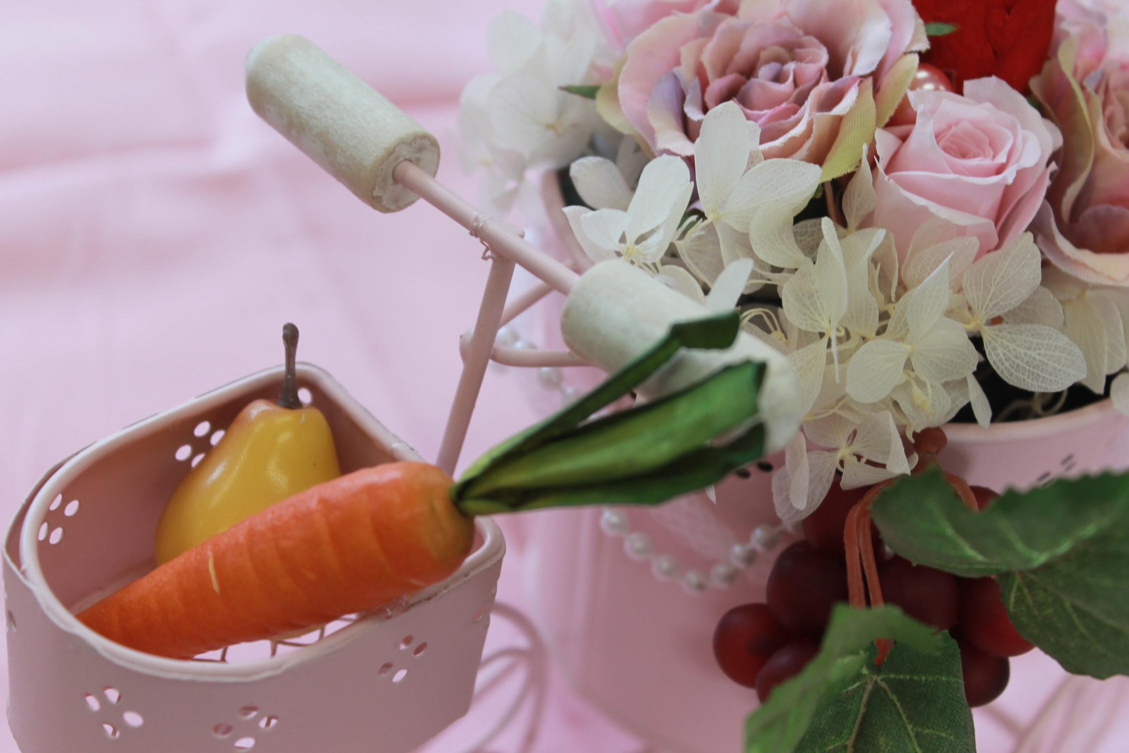女子高生のみなさんとお花を_e0201009_1650172.jpg