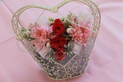 女子高生のみなさんとお花を_e0201009_1741198.jpg