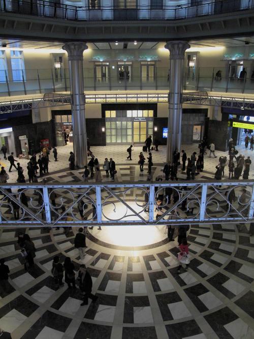 The  Tokyo  Stasion (JR 東京駅) 下車_d0150720_15353145.jpg