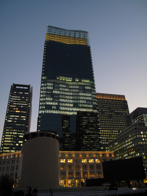The  Tokyo  Stasion (JR 東京駅) 下車_d0150720_15523033.jpg