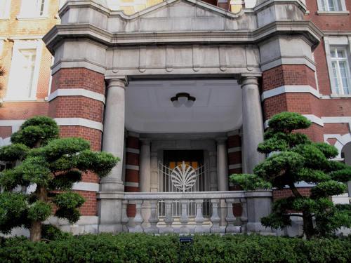 The  Tokyo  Stasion (JR 東京駅) 下車_d0150720_8494834.jpg