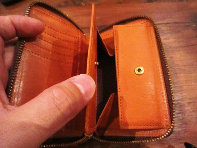 "SLOW \""bono (round short wallet)\"" ご紹介_f0191324_10511385.jpg"