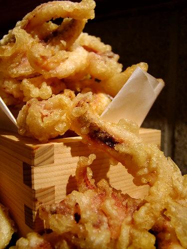 スルメ の 天ぷら