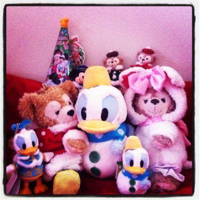 ディズニークリスマス~Ⅰ_c0036138_16381023.jpg