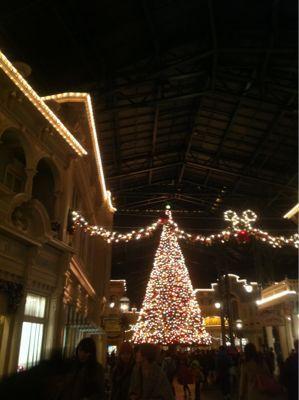 ディズニークリスマス~Ⅰ_c0036138_1638939.jpg