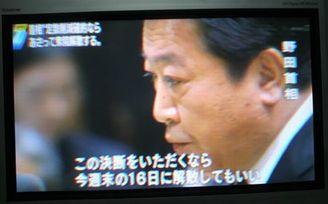 野田首相の決断_f0081443_21494989.jpg