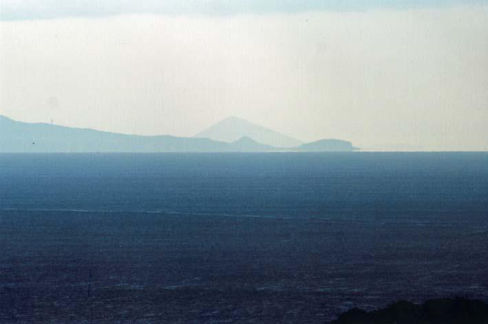 残念!スカイツリー霞み、富士見えず:北鎌倉ウオッチング_c0014967_18592118.jpg