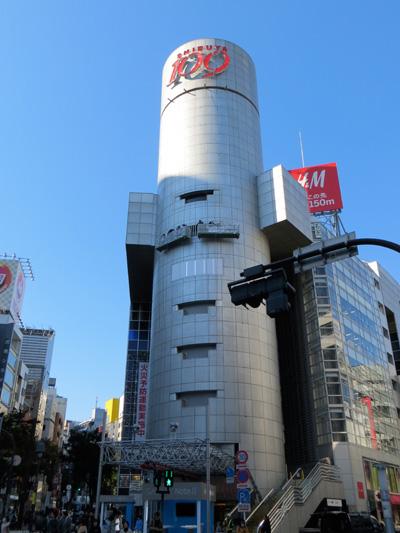 11月14日(水)今日の渋谷109前交差点_b0056983_11271627.jpg