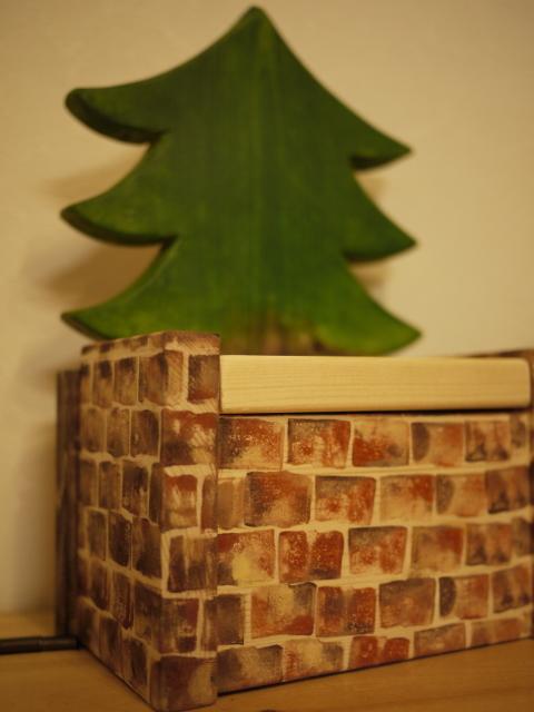木製アリュメット缶。~クリスマスバージョン_b0271383_22145842.jpg