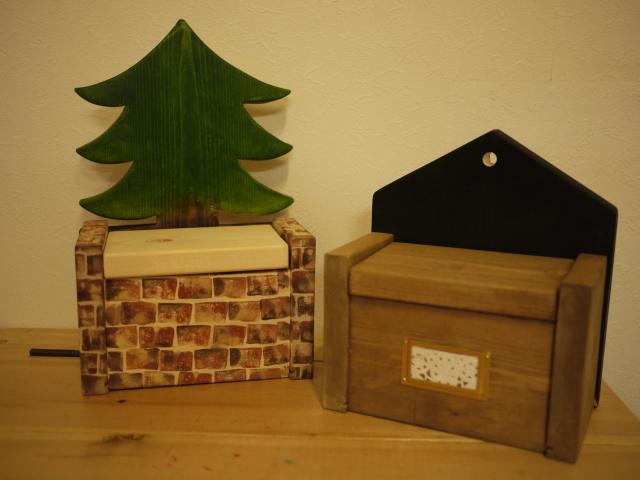 木製アリュメット缶。~クリスマスバージョン_b0271383_2283944.jpg