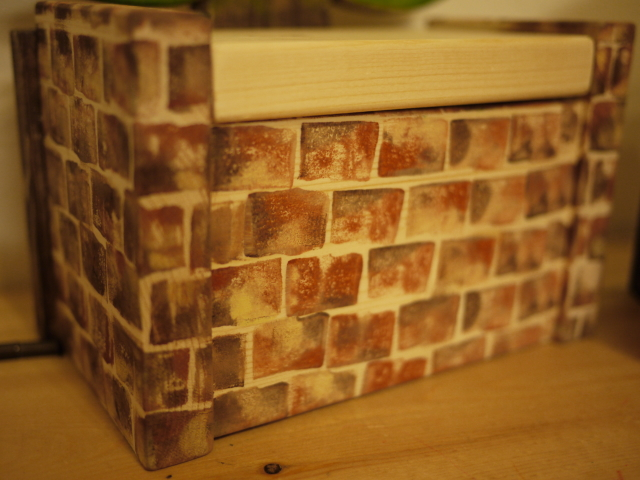木製アリュメット缶。~クリスマスバージョン_b0271383_2295677.jpg