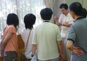 からくりパズルを楽しむ会2 -神奈川県産業技術センター 工芸技術所-_a0220500_14155359.jpg