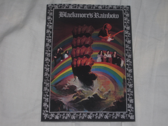 BLACKMORE\'S RAINBOW / RISING IN NAGOYA_b0042308_018556.jpg