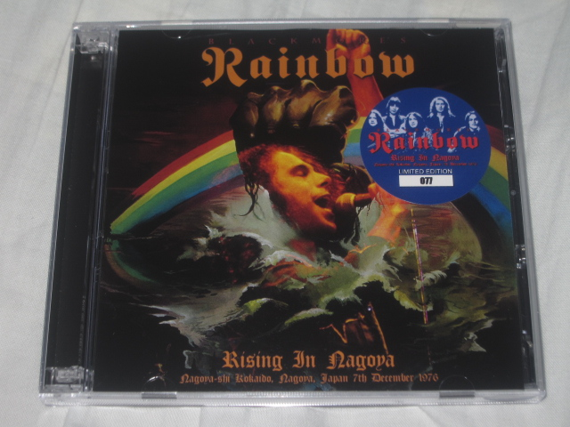 BLACKMORE\'S RAINBOW / RISING IN NAGOYA_b0042308_033060.jpg