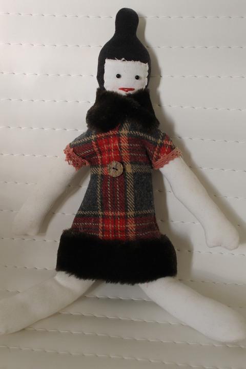 母の思い出とお人形の制作の思い出は!_e0201009_22504614.jpg
