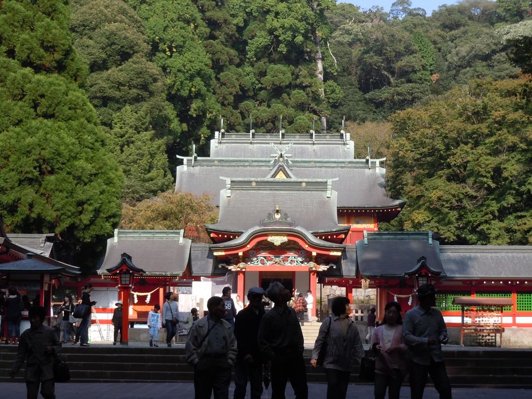 2012年10月、11月 『広島から、鹿児島へ、そして憧れの屋久島宮之浦岳』_c0219616_19295182.jpg