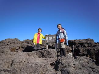 2012年10月、11月 『広島から、鹿児島へ、そして憧れの屋久島宮之浦岳』_c0219616_19433926.jpg