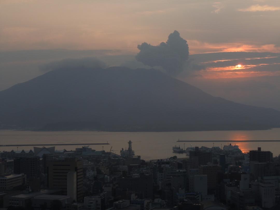 2012年10月、11月 『広島から、鹿児島へ、そして憧れの屋久島宮之浦岳』_c0219616_1955875.jpg