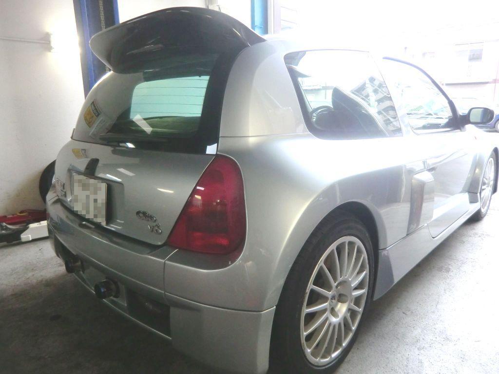 Clio(クリオ)V6です。_b0144624_19183356.jpg