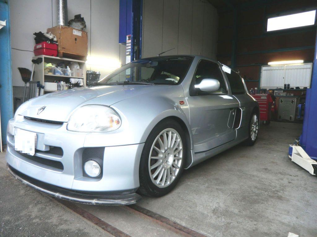 Clio(クリオ)V6です。_b0144624_19374927.jpg
