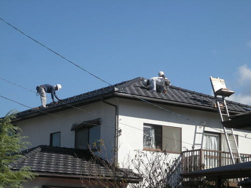 T様邸(佐伯区杉並台)太陽光発電システム工事_d0125228_101596.jpg