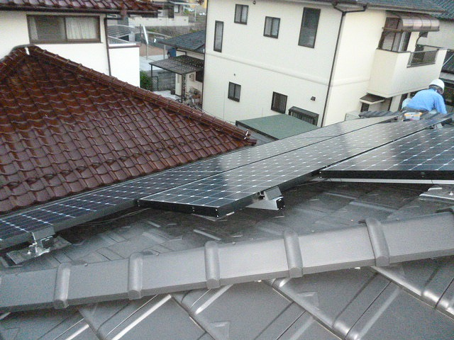 T様邸(佐伯区杉並台)太陽光発電システム工事_d0125228_10183735.jpg