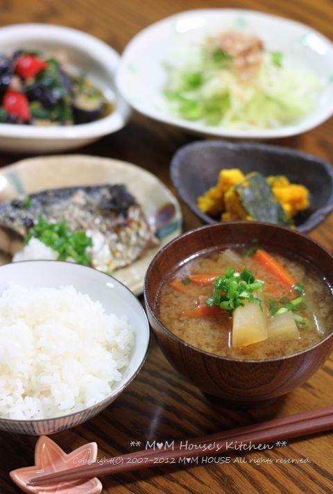 うひうひ・・ o(*▼▼*)o  ☆ お弁当と晩ご飯♪_c0139375_1319172.jpg
