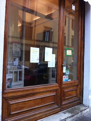 フィレンツェの美味しいマクロビレストラン La Raccolta_f0106597_3362565.jpg